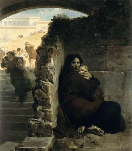 Masacre de los inocentes di Leon Cogniet - 1824
