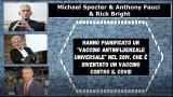 """Hanno pianificato un """"vaccino antinfluenzale universale"""" nel 2019"""